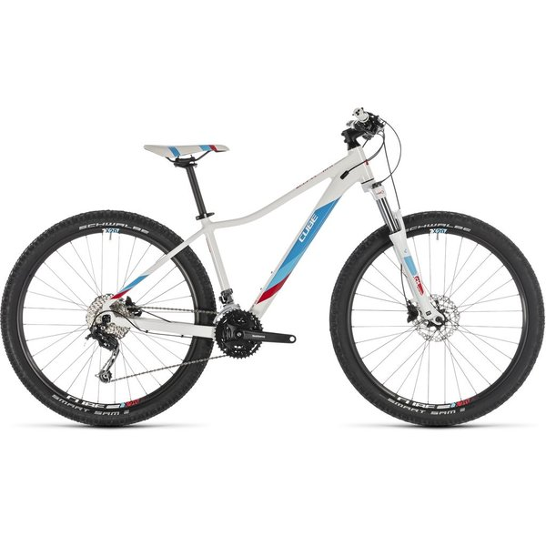 CUBE ACCESS WS PRO WHITE/BLUE 2019