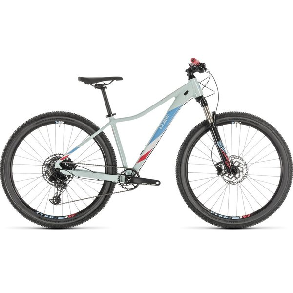 CUBE ACCESS WS SL EAGLE LIGHTBLUE/CORAL 2019