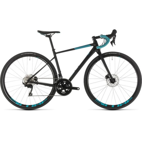 CUBE CUBE AXIAL WS RACE DISC BLACK/DARKMINT 2019