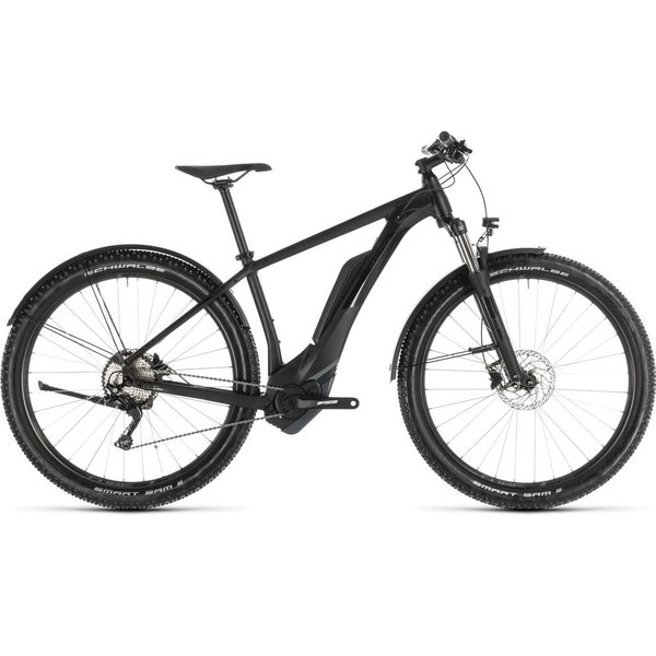 CUBE REACTION HYBRID PRO 500 ALLROAD BLK 2019