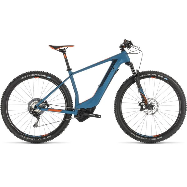 CUBE ELITE HYBRID C:62 RACE 500 29 BL/OR 2019