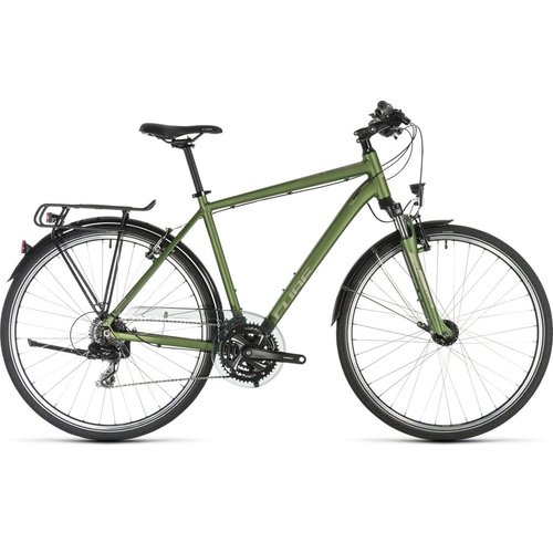 CUBE CUBE TOURING GREEN/SILVER 2019