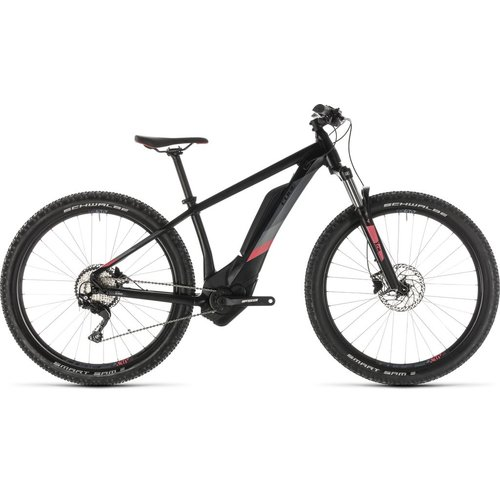 CUBE CUBE ACCESS HYBRID PRO 500 BLACK/CORAL 2019