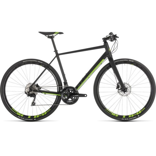 CUBE CUBE SL ROAD RACE BLACK/GREEN 2019