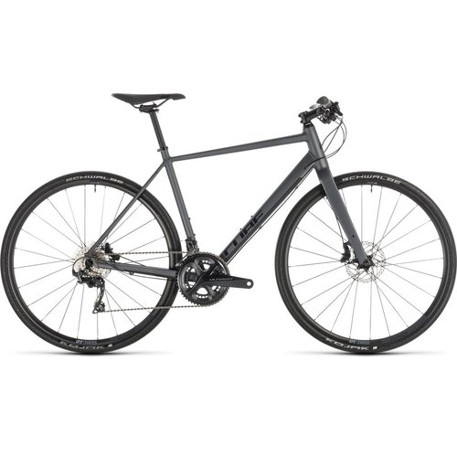 CUBE CUBE SL ROAD SL IRIDIUM/BLACK 2019