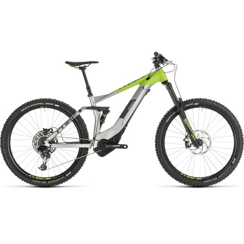 CUBE CUBE STEREO HYBRID 160 RACE 500 27.5 GRY 2019