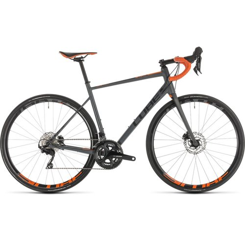 CUBE CUBE ATTAIN SL DISC GREY/ORANGE 2019