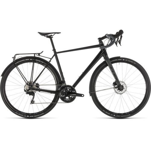 CUBE CUBE NUROAD RACE FE BLACK/GREY 2019