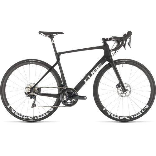 CUBE CUBE AGREE C:62 RACE DISC CARBON/WHITE 2019