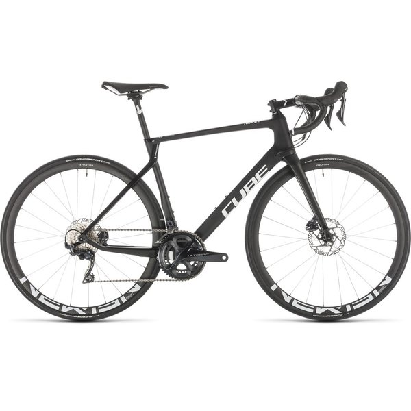 CUBE AGREE C:62 RACE DISC CARBON/WHITE 2019