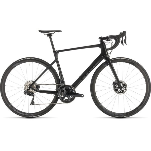 CUBE AGREE C:62 SLT DISC CARBON/BLACK 2019