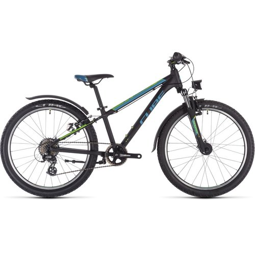 CUBE CUBE ACID 240 ALLROAD BLACK/BLUE/GREEN 2019 24""