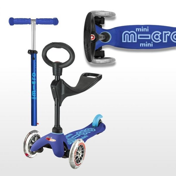 MINI MICRO DELUXE 3IN1 (BLUE)