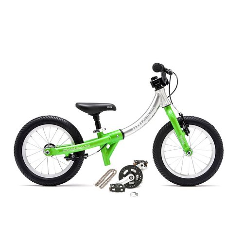 LITTLE BIG BIKE CONVERTABLE BALANCE BIKE WITH PEDALS