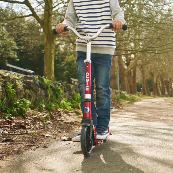 MICRO CRUISER SCOOTER (RED)