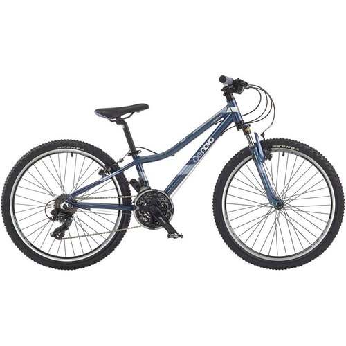 DE NOVO DE NOVO+ 24'' 18SP ALLOY GIRLS TEAL