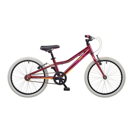 DE NOVO DE NOVO SINGLE SPEED ALLOY GIRL PURPLE 20''