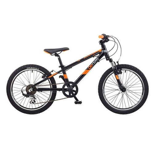 DE NOVO DE NOVO + 20'' 6SP ALLOY BOYS MATT BLACK