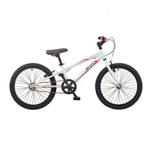 "DE NOVO DE NOVO D-20 ATB BOYS 20"" WHEEL (WHITE)"