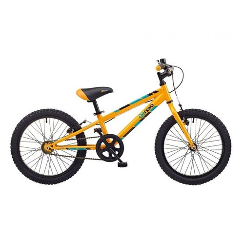 "DE NOVO DE NOVO D-18 ATB BOYS 18"" WHEEL (YELLOW)"