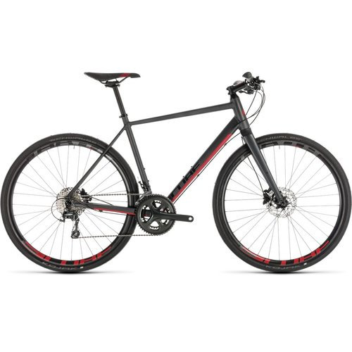 CUBE CUBE SL ROAD PRO IRIDIUM/RED 2019