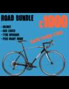 CYCLE TO WORK SCHEME SUMMER ROAD BUNDLE #1