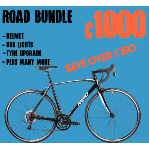 REID CYCLE TO WORK SCHEME SUMMER ROAD BUNDLE #1