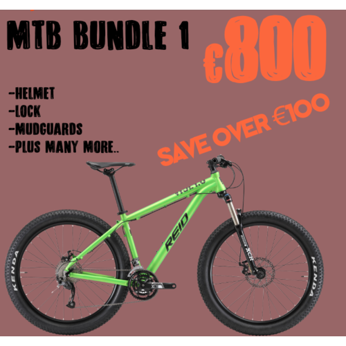 REID CYCLE TO WORK SCHEME SUMMER MTB BUNDLE #1