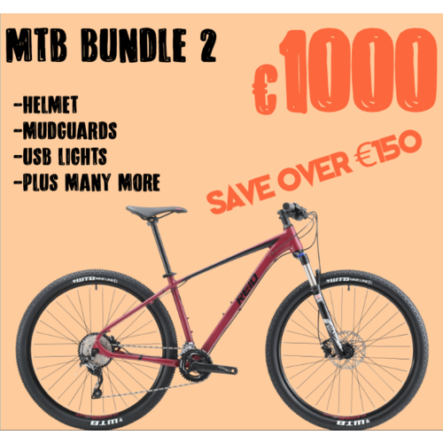 REID CYCLE TO WORK SCHEME SUMMER MTB BUNDLE #2
