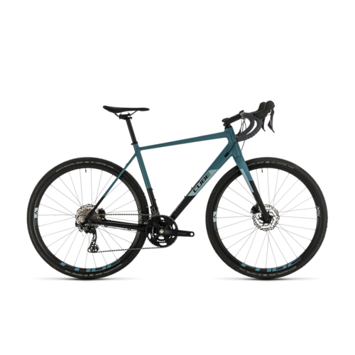 CUBE CUBE NUROAD RACE BLACK/GREYBLUE 2020