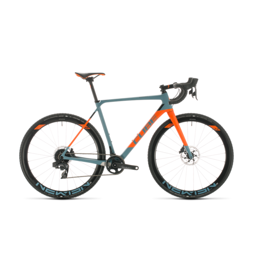 CUBE CUBE CROSS RACE C:62 SLT BLUEGREY/ORANGE 2020