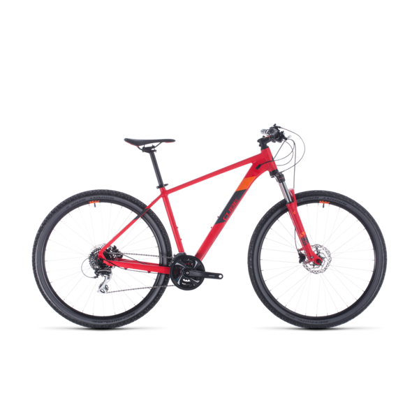 CUBE AIM RACE RED/ORANGE 2020