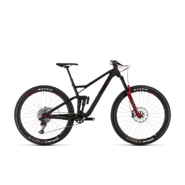 CUBE STEREO 150 C:68 SLT 29 CARBON/RED 2020