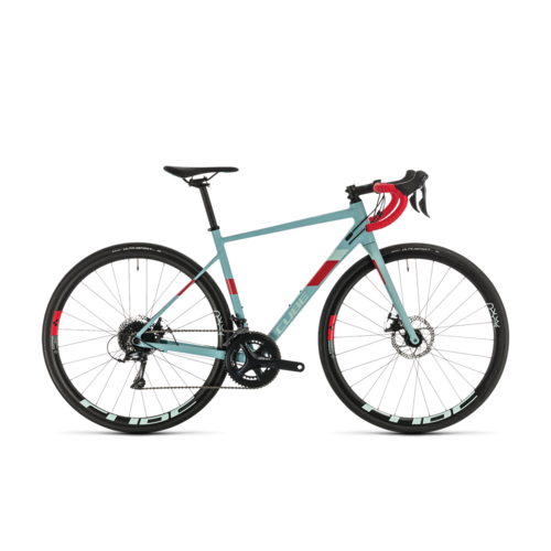 CUBE CUBE AXIAL WS PRO GREYBLUE/CORAL 2020