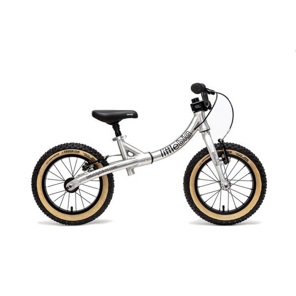 CONVERTABLE BALANCE BIKE WITH PEDALS