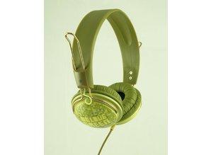I-Mego Earth We Love Green Koptelefoon