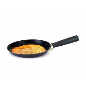 Laviro pannekoek pan  Ø 25 cm  Crêpe pan - zwart met anti-kleeflaag