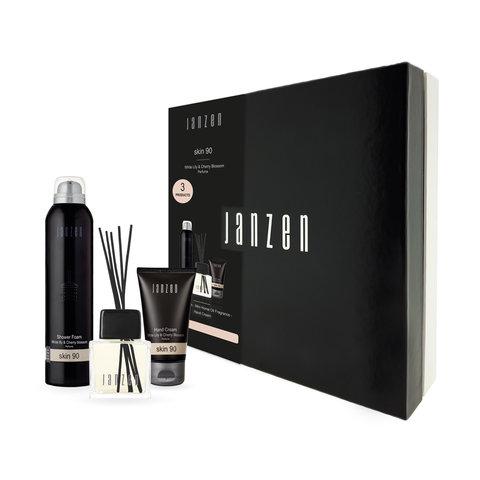 Janzen geschenkbox 3 delig Skin90