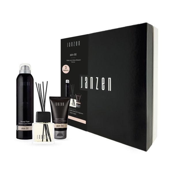 JANZEN Janzen geschenkbox 3 delig Skin90