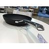 TVS - Koekenpan - Materia  Ø 24 cm - mat zwart - met rvs koudgreep ook geschikt voor INDUCTIE -