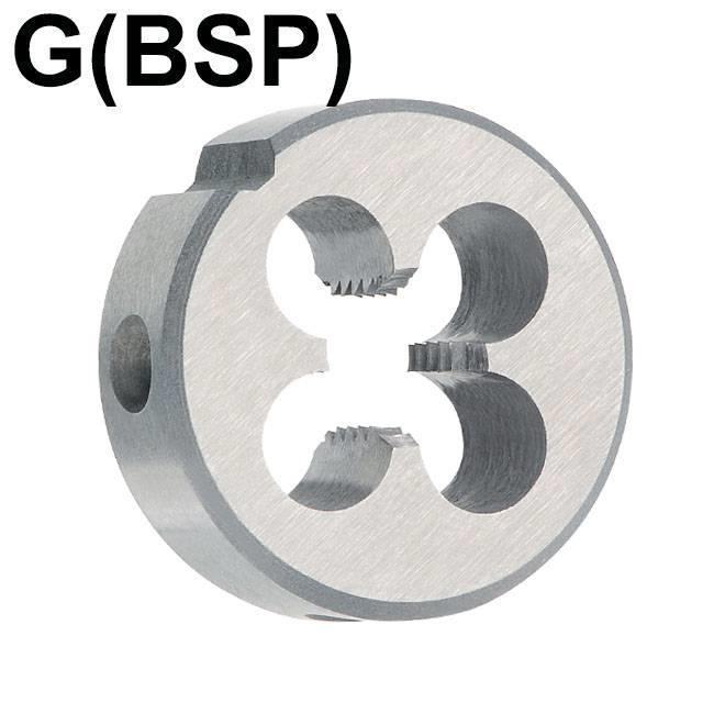 G (BSP) - DIN 5158 - HSS-E