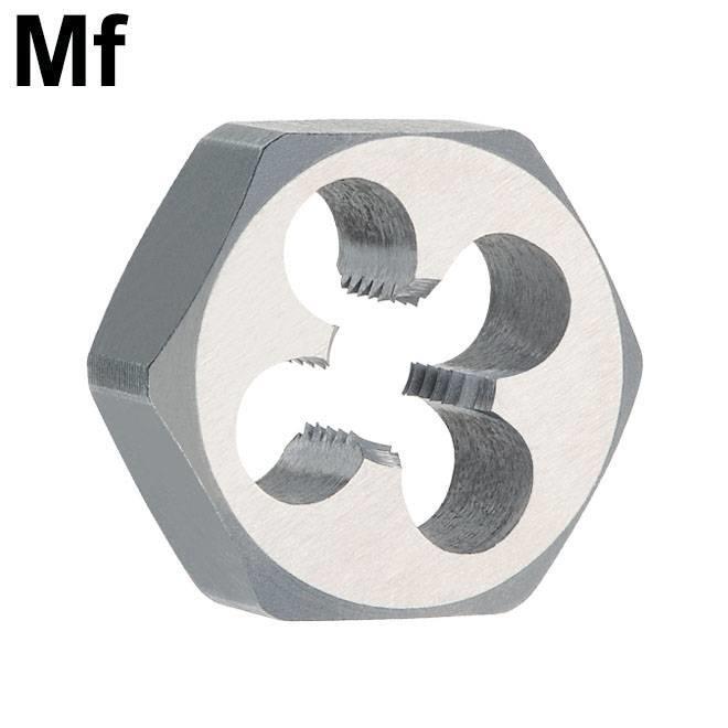 Metrisch fijn - DIN 382 - HSS