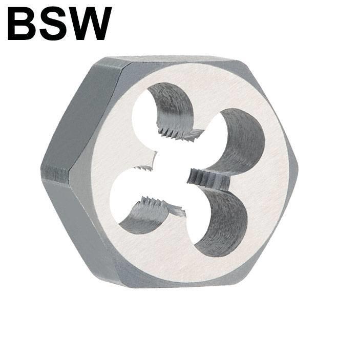 BSW - DIN 382 - HSS