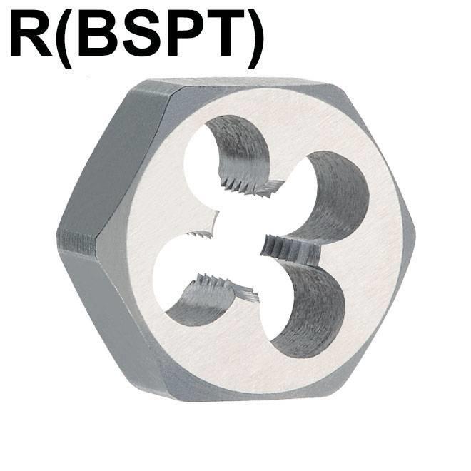 R (BSPT) - DIN 382 - HSS