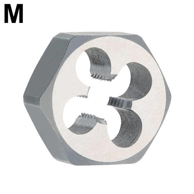 Metrisch links - DIN 382 - HSS