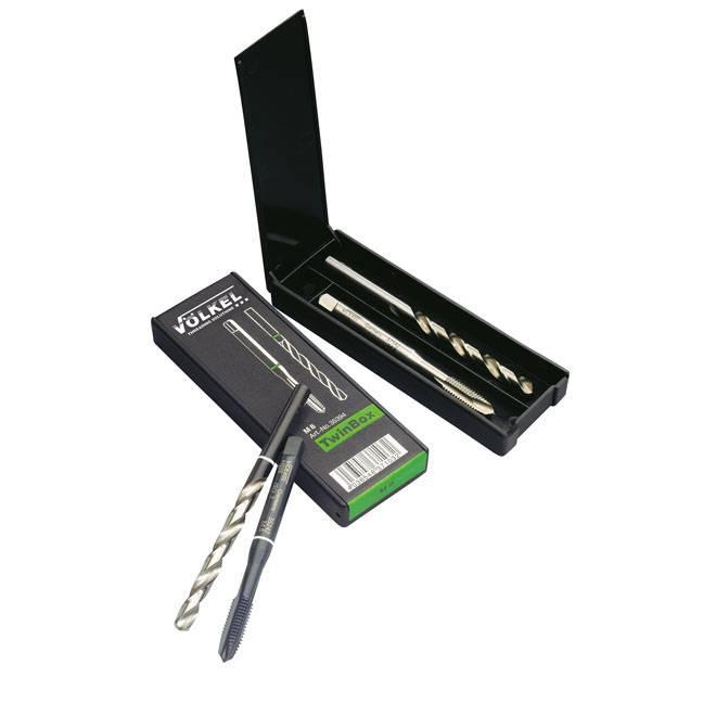 TwinBox machinetap sets