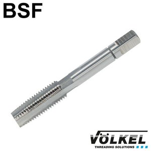 Völkel Handtap voorsnijder, ≈ DIN 2181, HSS-G, BSF 3/4 x 12