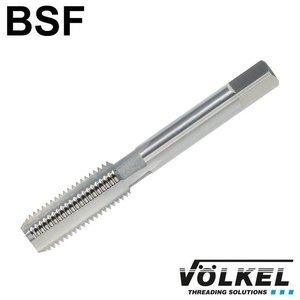 Völkel Handtap eindsnijder, ≈ DIN 2181, HSS-G, BSF 7/8 x 11