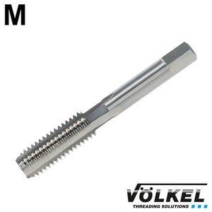 Völkel Handtap eindsnijder, DIN 352, HSS-G, linkse draad M4 x 0.7