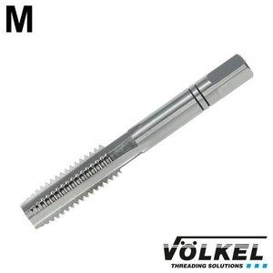 Völkel Handtap middensnijder, DIN 352, HSS-G, linkse draad M42 x 4.5
